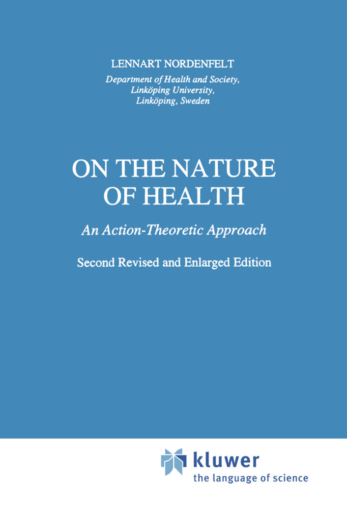 On the Nature of Health als Buch