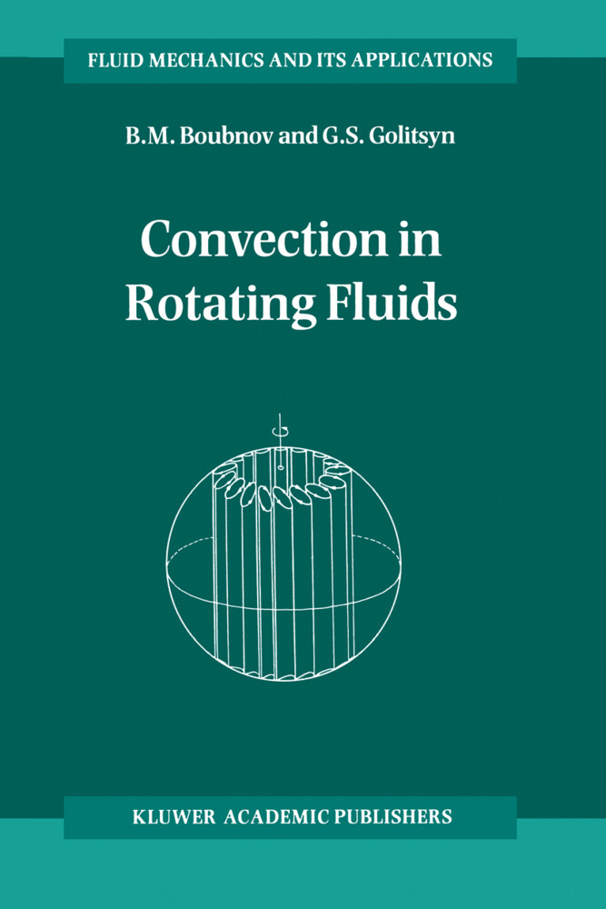 Convection in Rotating Fluids als Buch