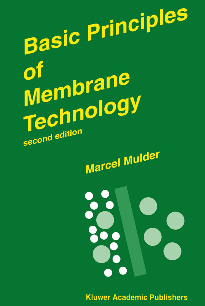Basic Principles of Membrane Technology als Buch