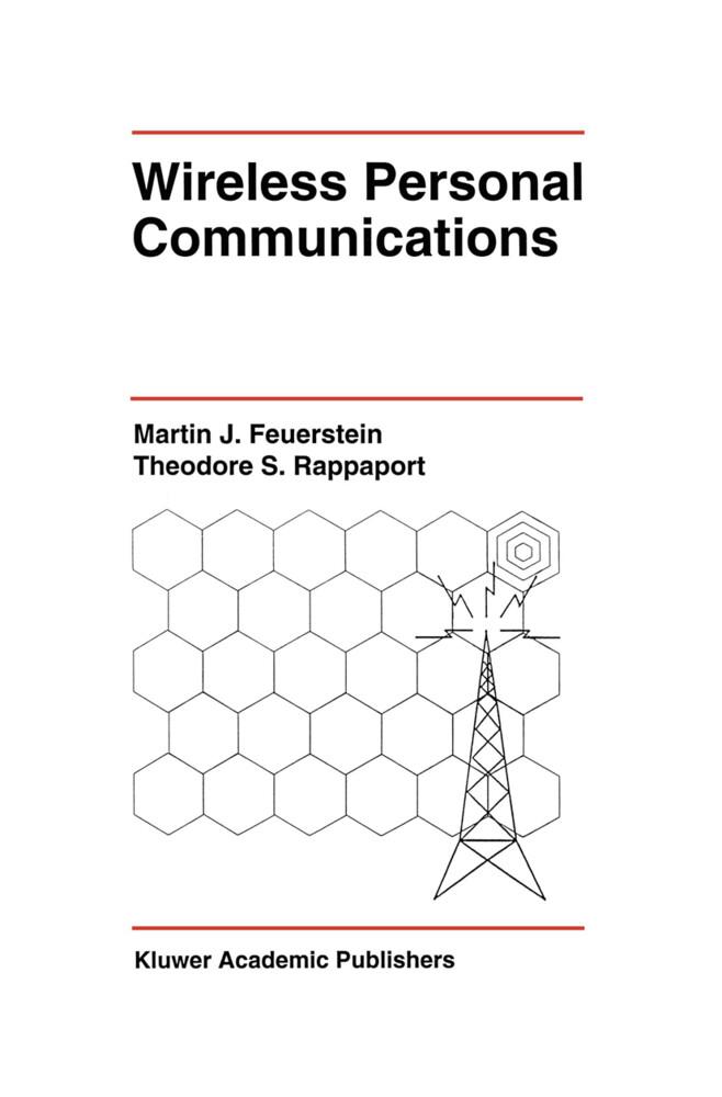 Wireless Personal Communications als Taschenbuch