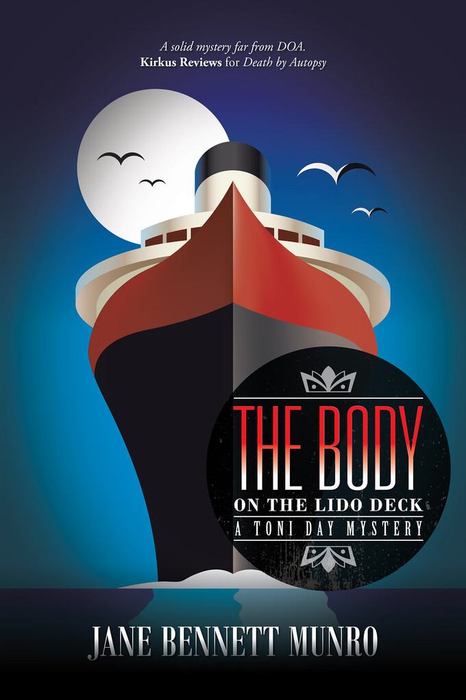 The Body on the Lido Deck als eBook Download vo...