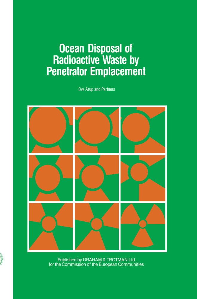 Ocean Disposal of Radioactive Waste by Penetrator Emplacement als Buch