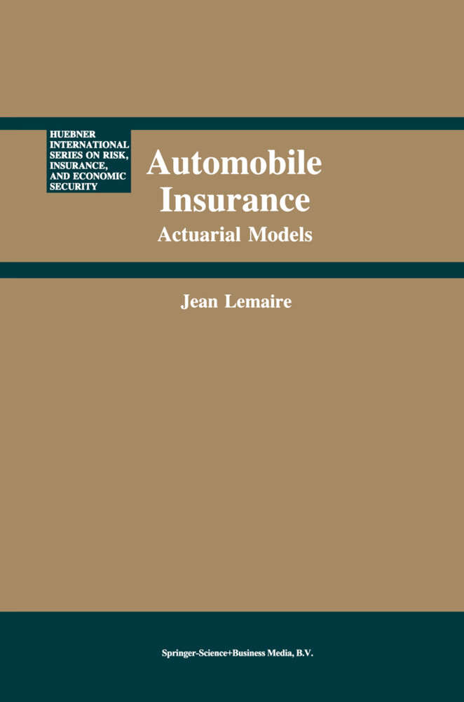 Automobile Insurance als Buch