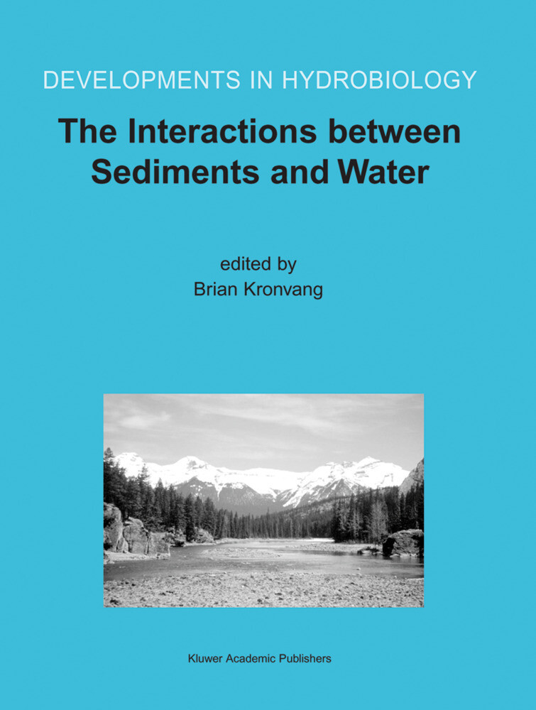 The Interactions between Sediments and Water als Buch