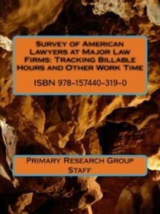 Survey of American Lawyers at Major Law Firms: ...