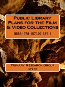 Public Library Plans for the Film & Video Colle...