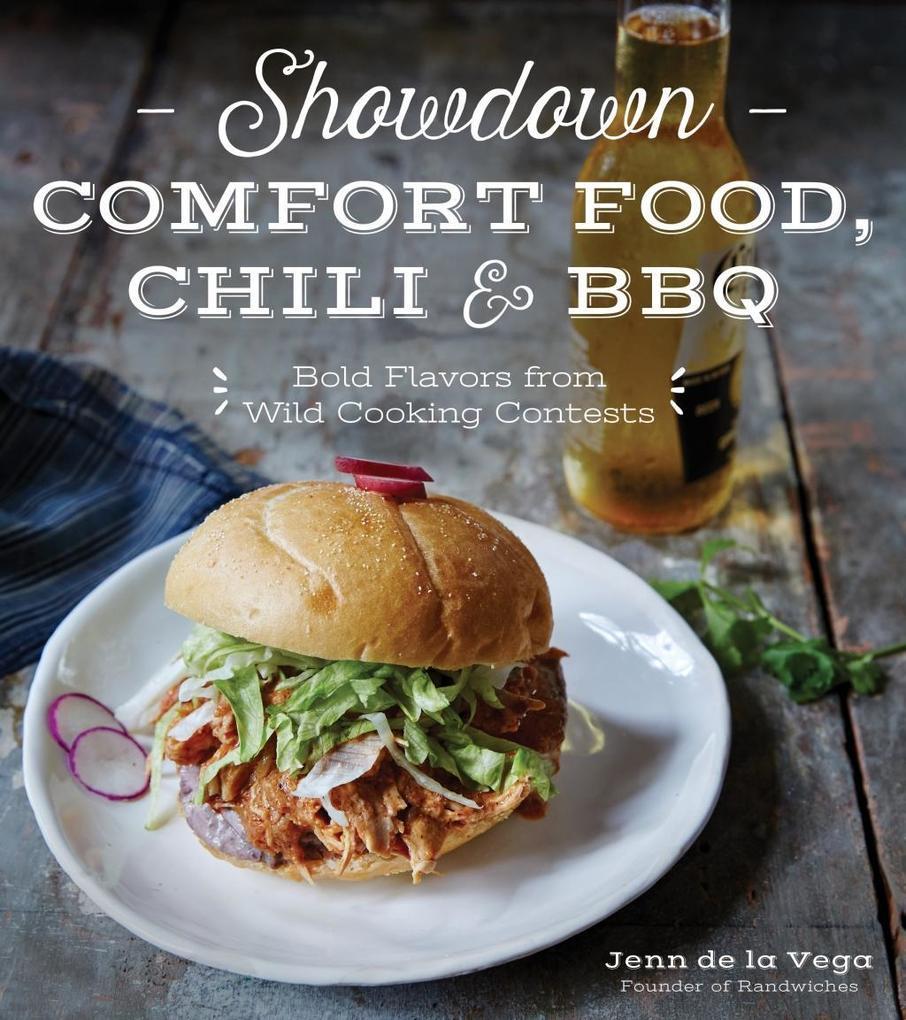 Showdown Comfort Food, Chili & BBQ als eBook Do...