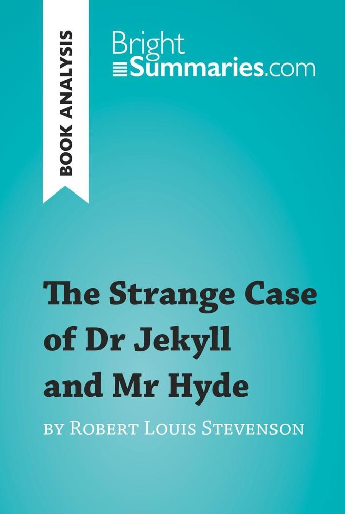 The Strange Case of Dr Jekyll and Mr Hyde by Ro...
