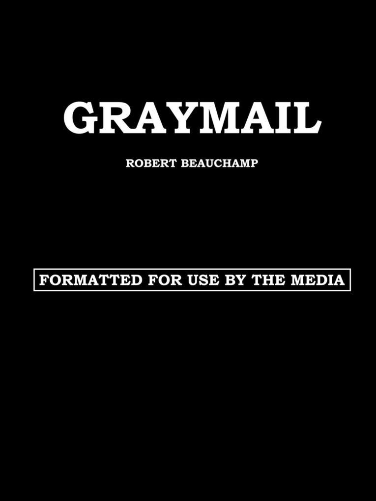 GRAYMAIL als Taschenbuch