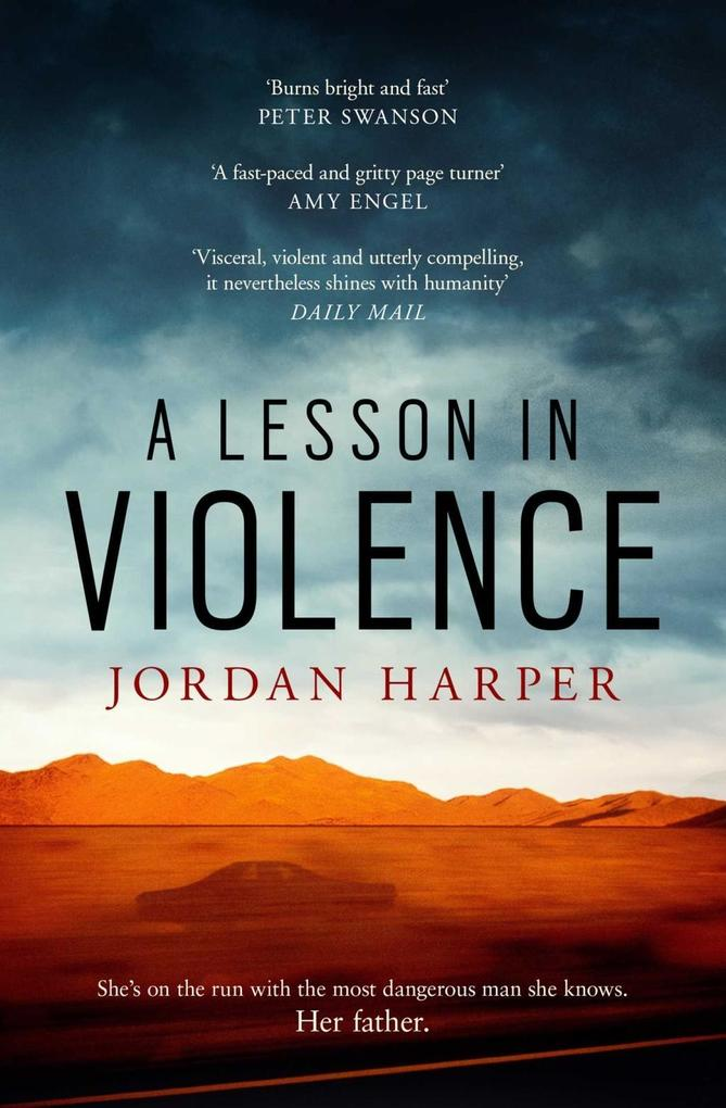 A Lesson in Violence als eBook Download von Jor...