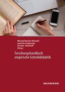 Forschungshandbuch empirische Schreibdidaktik