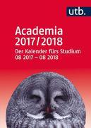 Academia 2017/2018 - Der Kalender fürs Studium