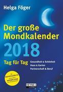 Der große Mondkalender 2018
