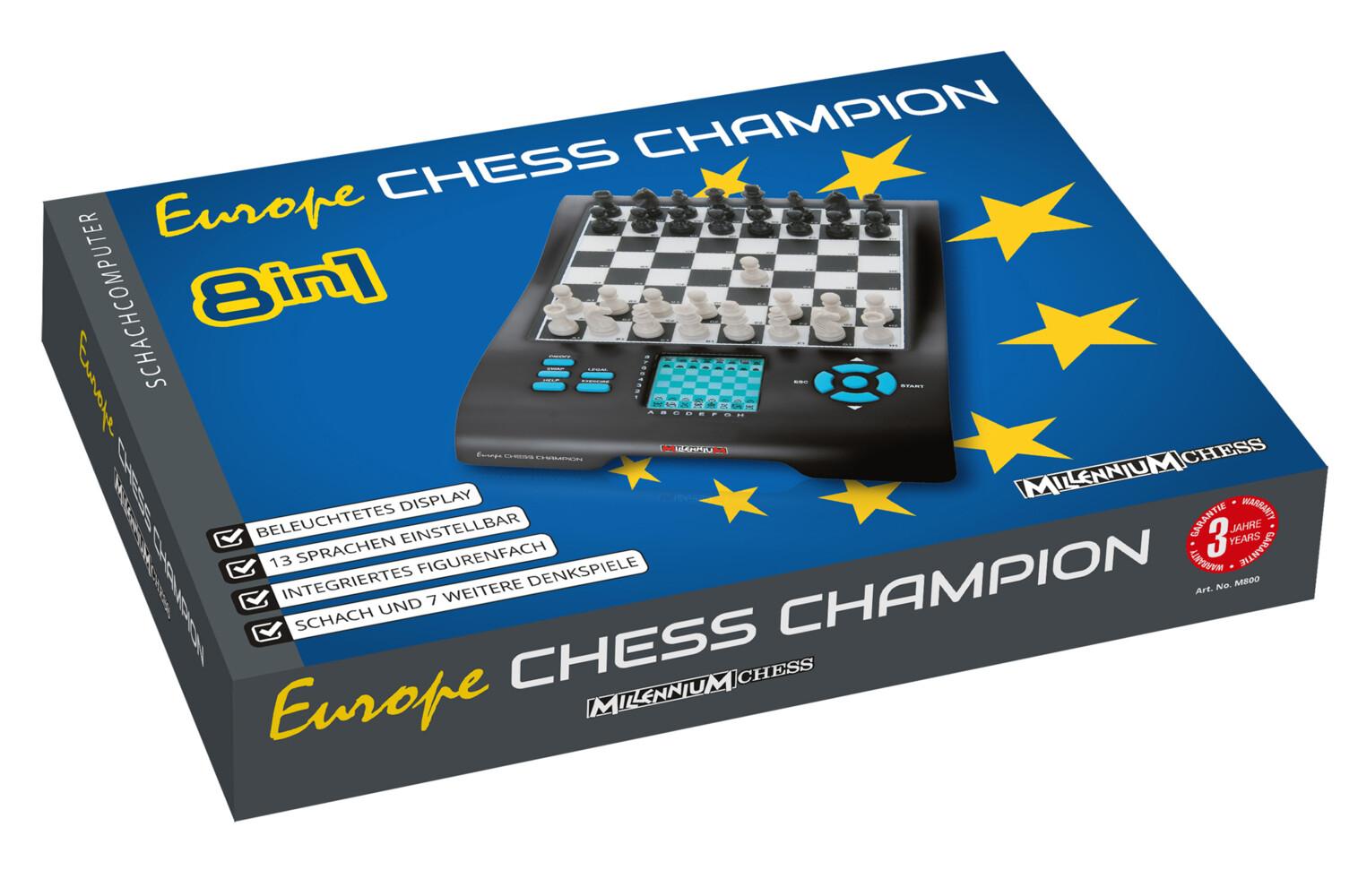 Europe Chess Master II