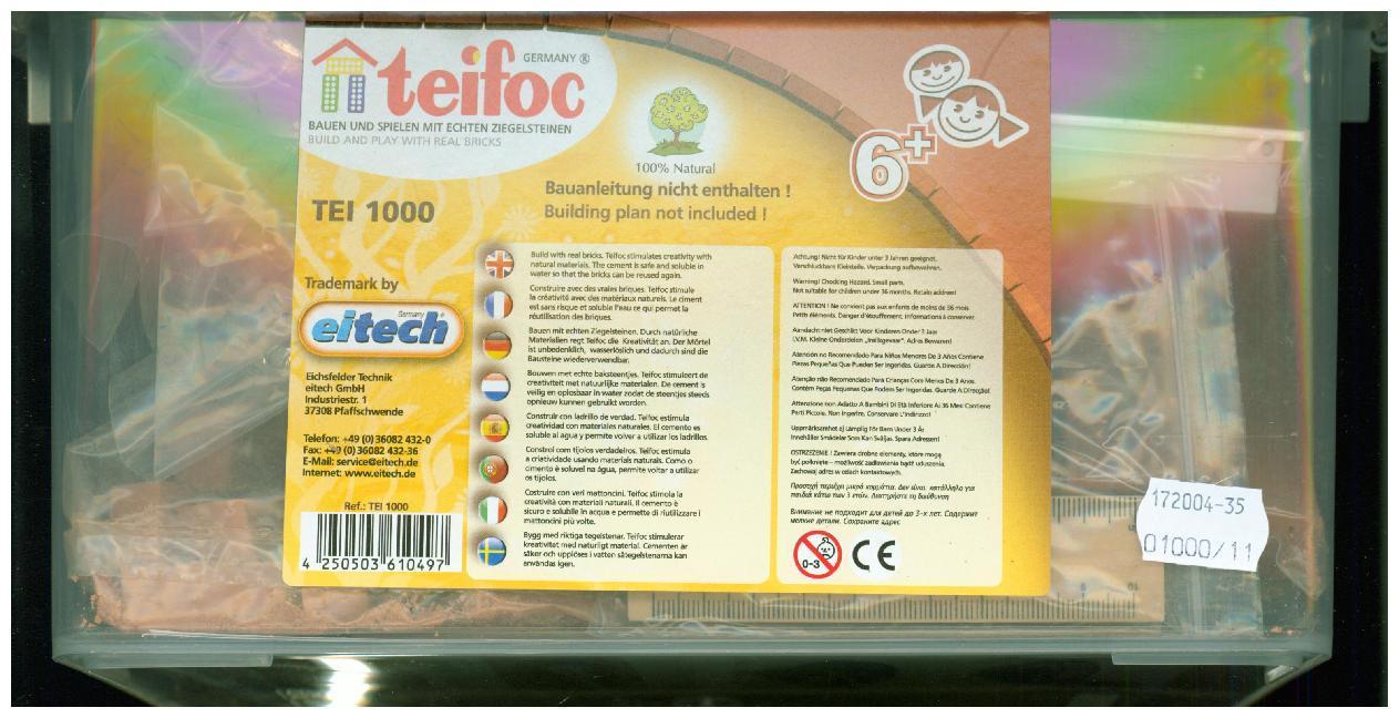 Teifoc Grundbaukasten