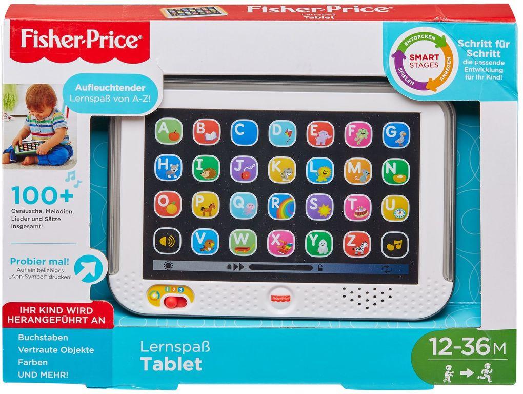 Fisher Price - Lernspaß Tablet, grau als sonstige Artikel