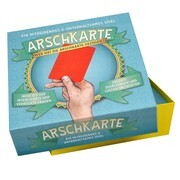 Pegasus KYL43015 - Arschkarte, Kartenspiel, Mitbringspiel