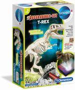 Clementoni - Galileo - Ausgrabungs-Set - T-Rex fluoreszierend