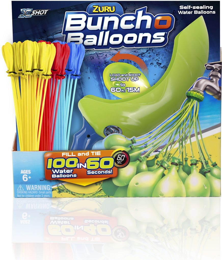 Splash Toys - Bunch O Balloons Launcher