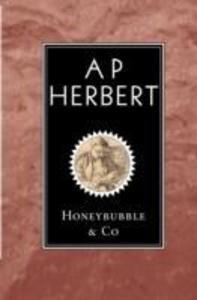 Honeybubble & Co als Buch
