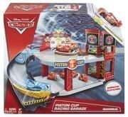 Mattel - Cars - Rennbahn Parkhaus