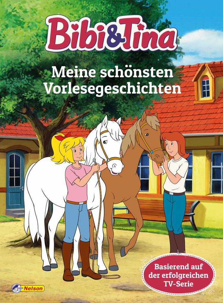 Bibi und Tina: Meine schönsten Vorlesegeschichten als Buch