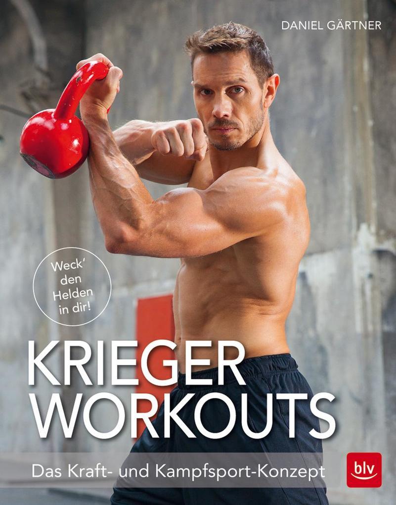 Krieger Workouts als Mängelexemplar