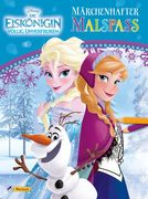 Disney Eiskönigin: Märchenhafter Malspaß