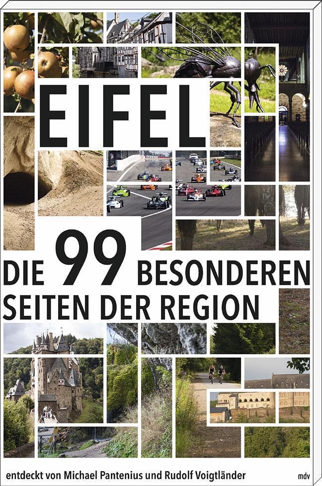 Eifel als Buch von Michael Pantenius