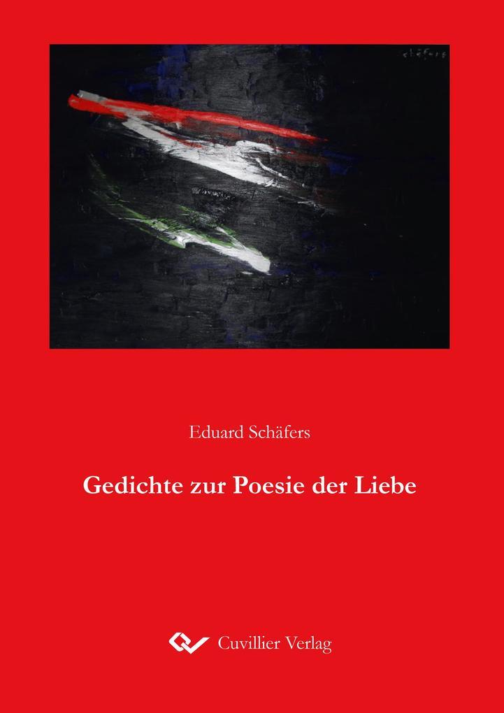 Gedichte zur Poesie der Liebe als Buch von Edua...