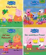 Peppa Pig, 4 Hefte. Nr.5-8