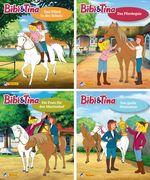Bibi und Tina, 4 Hefte. Nr.25-28