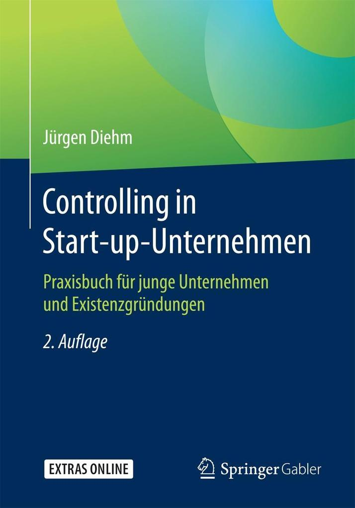 Controlling in Start-up-Unternehmen als eBook D...