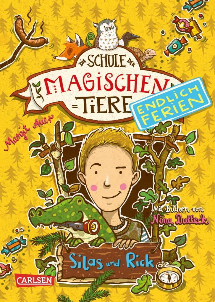 Die Schule Der Magischen Tiere Endlich Ferien