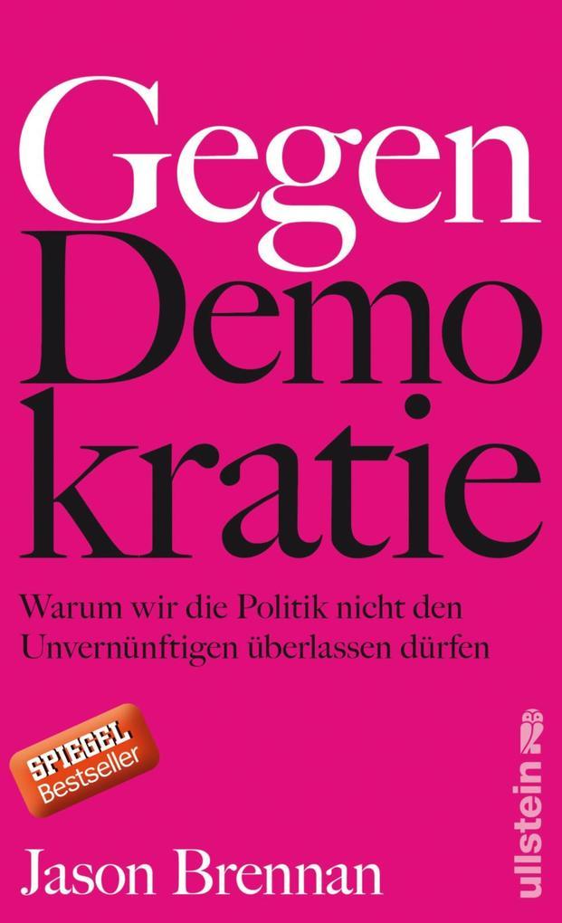 Gegen Demokratie als eBook
