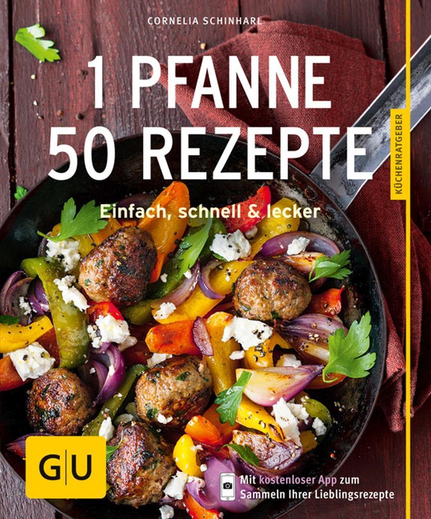 1 Pfanne - 50 Rezepte als eBook