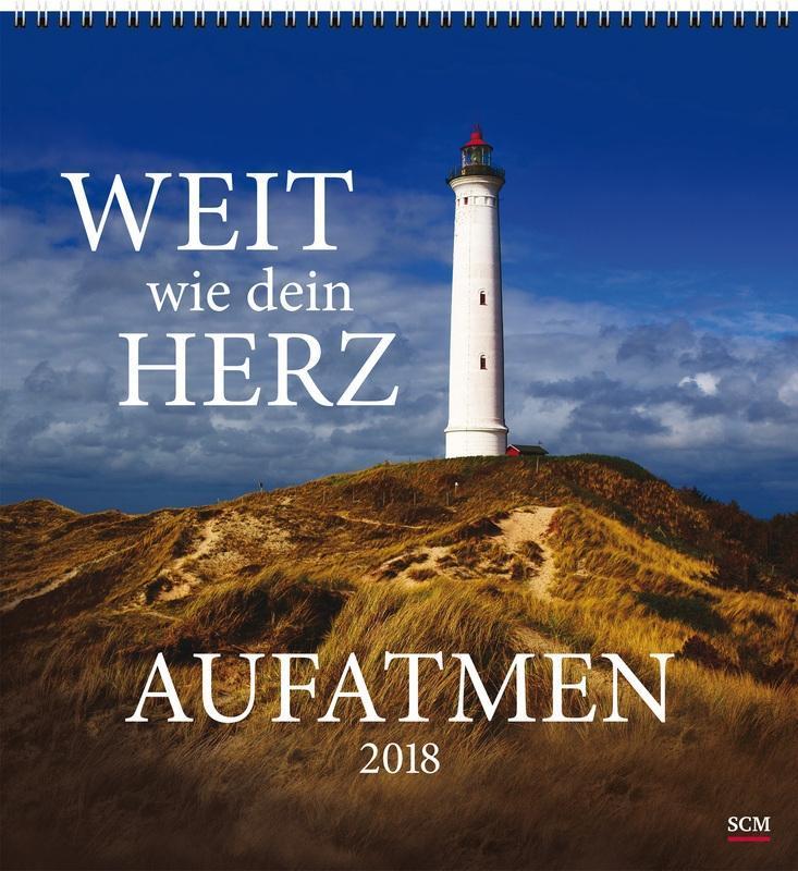 Aufatmen 2018 - Wandkalender als Kalender