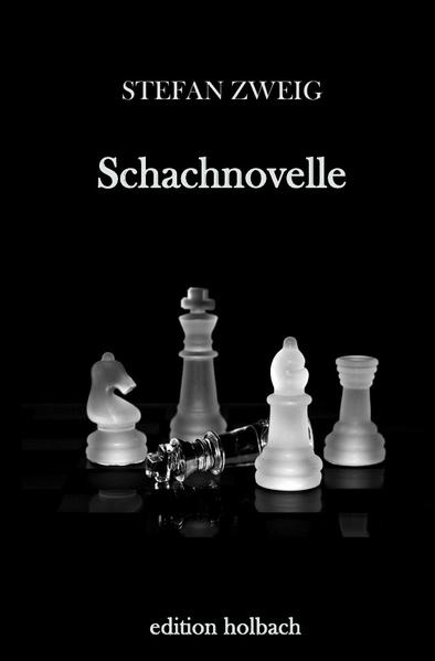 Schachnovelle als Buch (kartoniert)