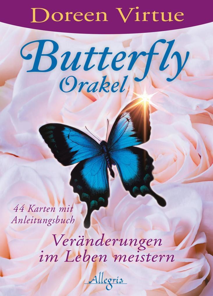 Butterfly-Orakel als Buch