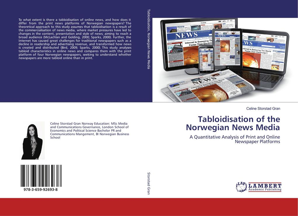 Tabloidisation of the Norwegian News Media als ...