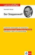 """Klett Lektürehilfen Hermann Hesse """"Der Steppenwolf"""""""