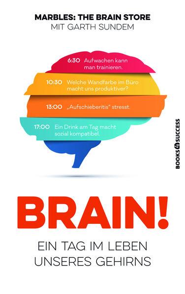Brain! als Buch