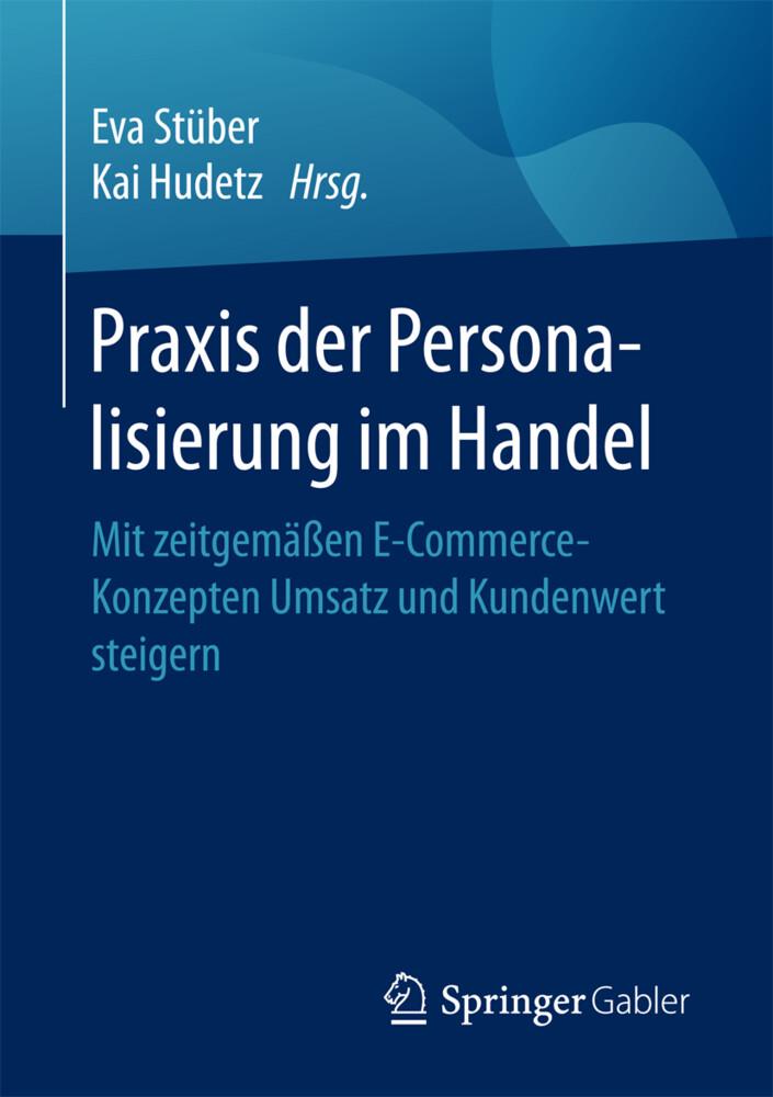 Praxis der Personalisierung im Handel als Buch von