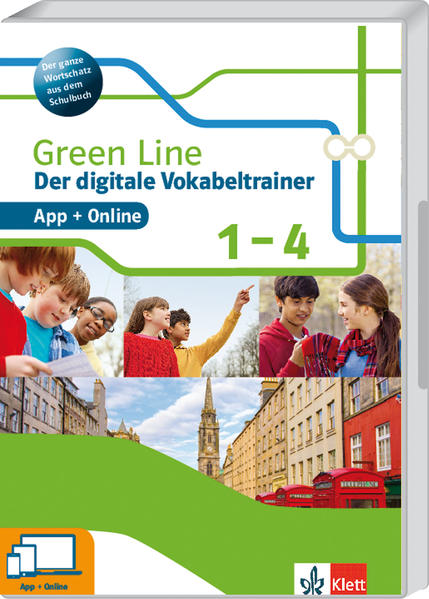 Green Line 1-4. Der digitale Vokabeltrainer App...