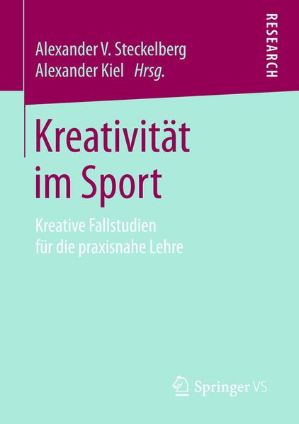 Kreativität im Sport als Buch von