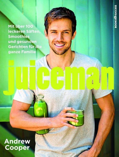 Juiceman als Buch (kartoniert)