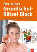 Klett Der super Grundschul-Rätsel-Block 2. Klasse