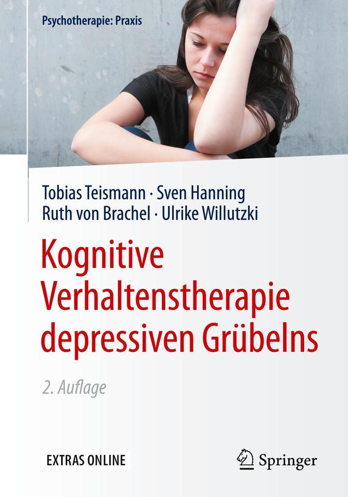 Kognitive Verhaltenstherapie depressiven Grübel...