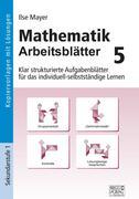 Mathematik Arbeitsblätter 5