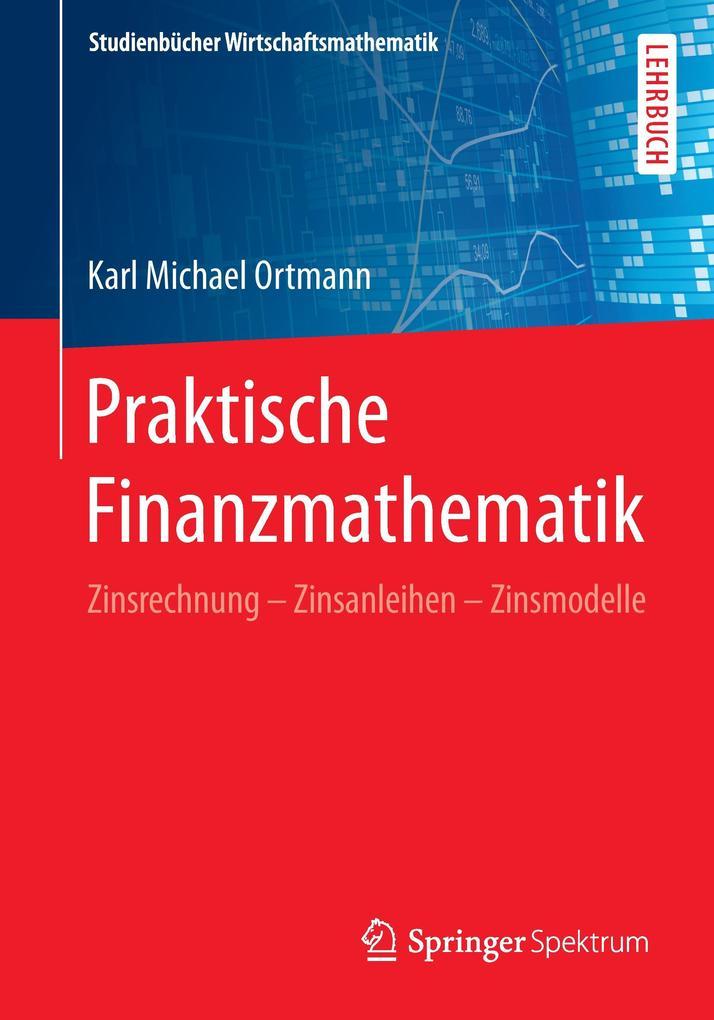 Praktische Finanzmathematik als Buch